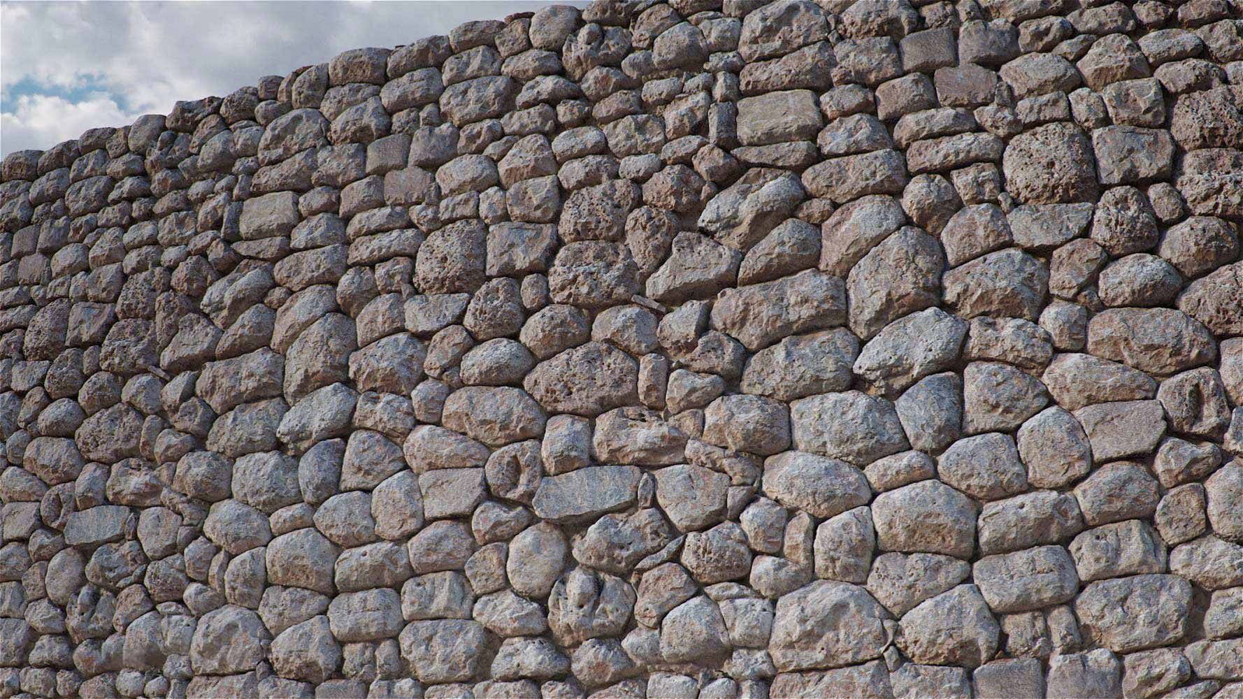 How to Give Your Space an Accent: Texture | Project Pepper |Cobblestone Wall