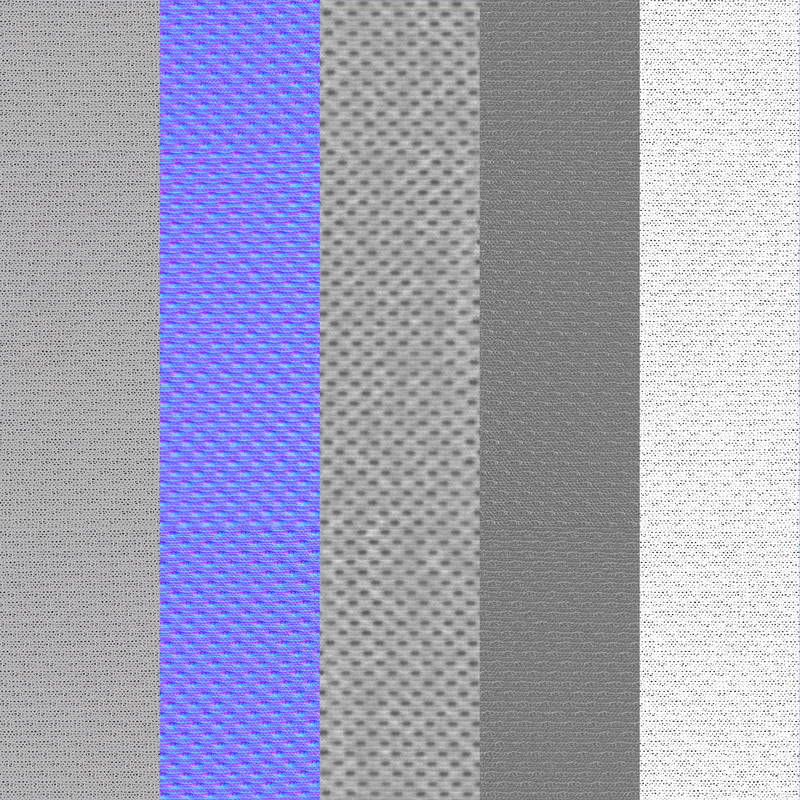 Fabric Collection Friendly Shade