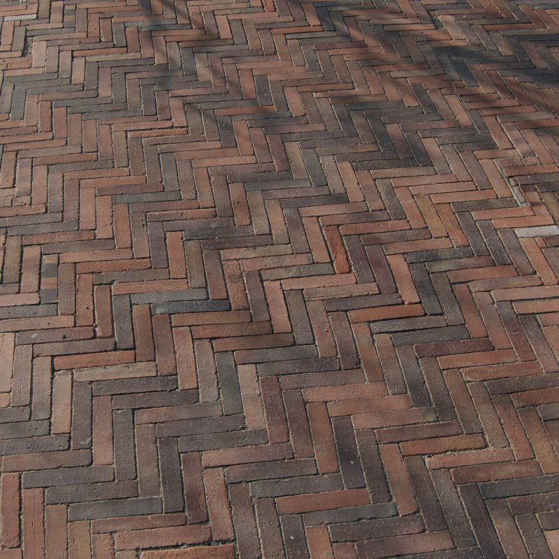 Herringbone Pavement 02